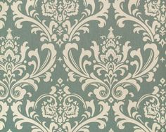 Premier Prints - Ozborne Collection - Gypsy - Gypsy Blue and Taupe -Home Decor Fabric. $9.00, via Etsy.