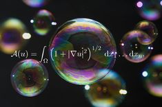 The minimal surface equation<br />