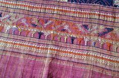 Vintage textile | Laos