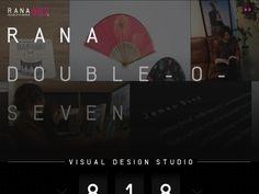 RANA007 / Visual Design Studio « WebDesign Bookmark S5-Style