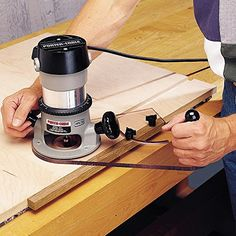Router Edge Guide Rockler