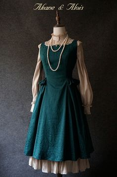 Akane&Alois dress