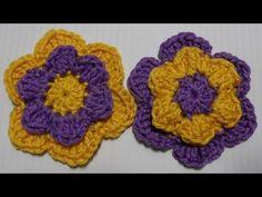 Grietjekarwietje.blogspot.com: Haakpatroon: Dubbele bloem