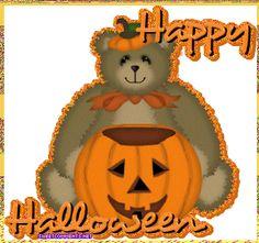 Bear Halloween Tumblr gif