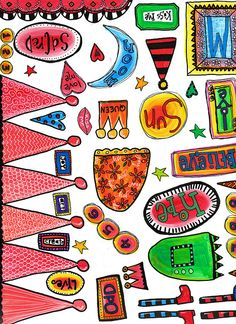 collage sheet | Flickr - Photo Sharing!