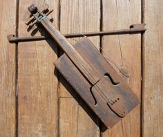 Cigar Box Fiddle
