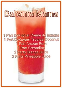 Pretend you're on the Beach with this Drink!!!! #DrinkUp #AlcoholicDrinks #Recipe
