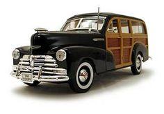 1948 Chevrolet Fleetmaster (Woody),Oooo Shiny!