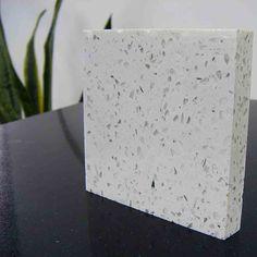 Image Detail for - Quartz surfaces +Product+Super white quartz countertop - Quartz ...Hey Q let's do waterfall edge!