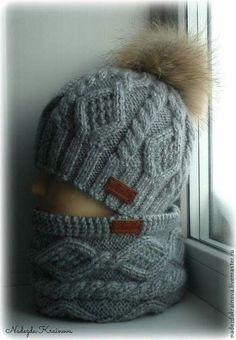Baby Hats Knitting, Baby Knitting Patterns, Knitting Stitches, Free Knitting, Knitted Hats, Crochet Patterns, Crochet Beanie Pattern, Knit Crochet, Crochet Hats