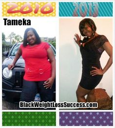 Tameka lost 129 pounds by using what she learned over the years about weight loss. She created her own, personal plan and lost the pounds.