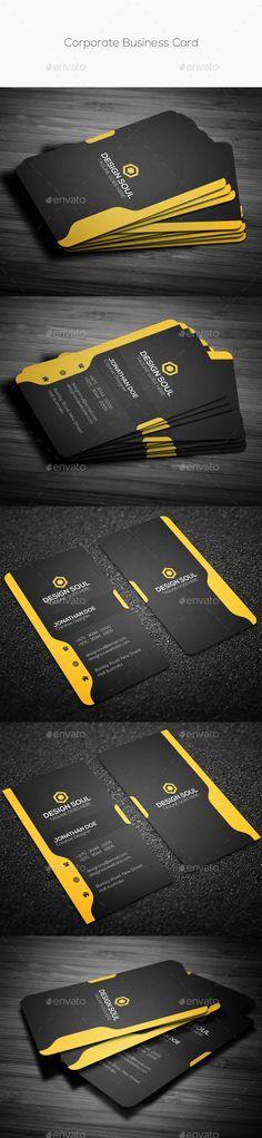 32 best vistaprint business cards images on pinterest vistaprint corporate business card fbccfo Choice Image