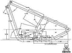 Image result for motorcycle frame design