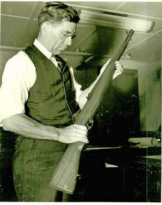 John Cantius Garand - A Brief History of the Man and his Rifle