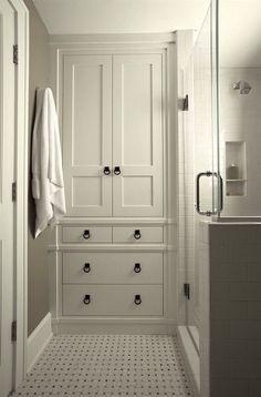 Ah >> Bathroom Storage Tower With Drawers!!
