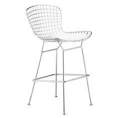 bertoia style bar stool - kitchen island?