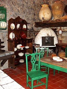 Casas de Los Balcones, La Orotava. Canary Islands.