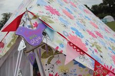 Bell tent from Bouti