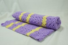 Crocheted Baby Blanket Newborn Photo Prop by MaryElizabethDesigns, $40.00