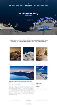Santorini Resort is Premium Responsive WordPress Theme specifically designed to showcase your hotel / resort. Retina ready.
