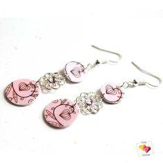 boucles-oreilles-romantique-papier-strass-rose-agrume