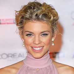 annalynne mccord updos | AnnaLynne McCord - Transformation - Beauty - Celebrity Before and ...
