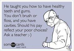 Ask a teacher.