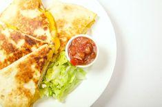 Quesadilla Quesadilla, Ethnic Recipes, Food, Quesadillas, Essen, Meals, Yemek, Eten