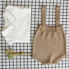 New 2018 Baby Knitting Rompers Cute Overalls Newborn Baby Boys Clothes Infantil Baby Girl Boy Sleeveless Romper Jumpsuit Cute Baby Boy Outfits, Cool Baby Clothes, Newborn Boy Clothes, Baby Outfits Newborn, Baby Boy Newborn, Carters Baby, Kids Outfits, Baby Boys, Winter Clothes