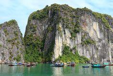Halong Bay, Vietnam Vietnam, Travel, Viajes, Destinations, Traveling, Trips