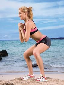 Bob Harper's Bikini Body Workout Month 2 - Shape Magazine - Page 2 Fit Girl Motivation, Fitness Motivation, Liquid Diet Weight Loss, Fitness Tips, Health Fitness, Bob Harper, Acupuncture For Weight Loss, Bikini Body Guide, Heath And Fitness