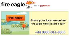 Get Started with Yahoo Pure and Fire Eagle Applications of Yahoo