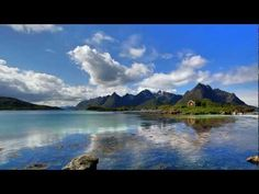 ♥♥ღPatrícia Sallum-Brasil-BH♥♥ღ  Beautiful Norway (Relax Music)
