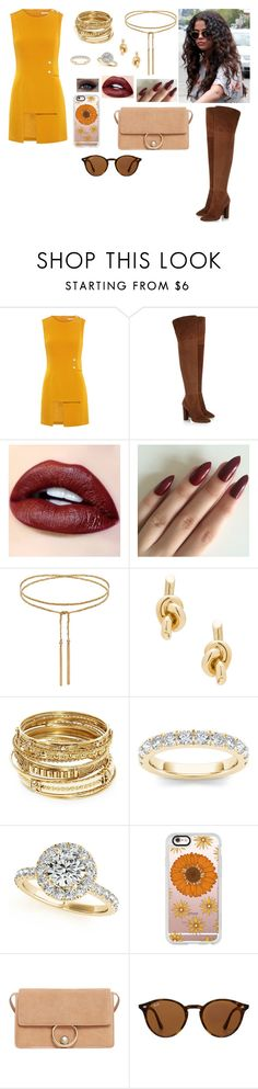 """""""Chick"""" by divinemaboundou ❤ liked on Polyvore featuring Finders Keepers, Giuseppe Zanotti, Balenciaga, ABS by Allen Schwartz, Allurez, Casetify, MANGO and Ray-Ban"""