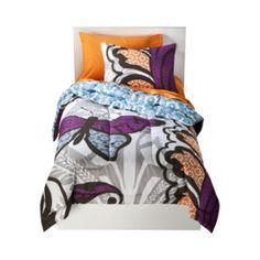 Target butterfly comforter