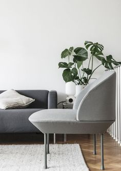 Life is full of temptations and especially my work life... I try to avoid buying my own props but this time I could´t resist the Oslo chair from Muuto.Chair still looks for its place here. I have th