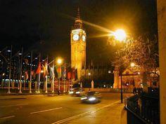 Big Ben @ night