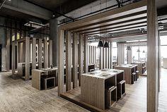 Gallery - Fun. Noodle Bar / Fanbo Zeng - 11