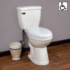 First floor powder room janna siphonic two piece round toilet 17 3 4
