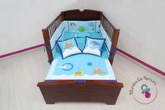 lenceria sencilla- mundo ocean baby nene