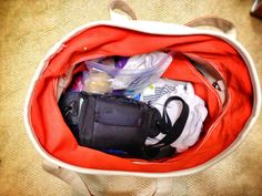 What to pack in the overnight bag for the hospital