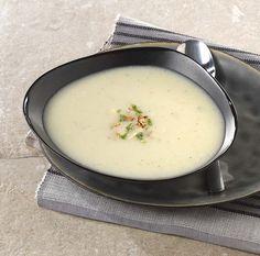 Soupe de céleri-rave à la crème
