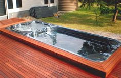 #swim #spa #swimspa #garden #tuin #outdoor #health #wellness #workout #relaxing #swimming #zwemmen