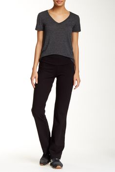 Classic Straight Leg Pant by TEEZ HER on @nordstrom_rack