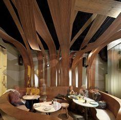 Restaurante Ikibana / El Equipo Creativo
