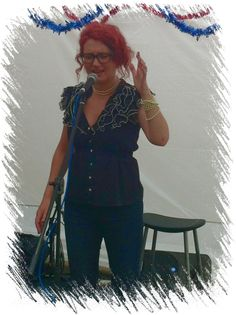 Love to sing. Small but appreciative crowd plus interested passer-by's. Bys, Walk This Way, Crowd, Appreciation, Singing