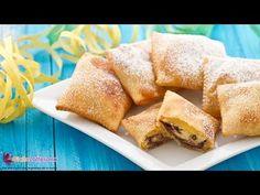 Ricetta Ravioli alla ricotta e gocce di cioccolato - Le Ricette di GialloZafferano.it