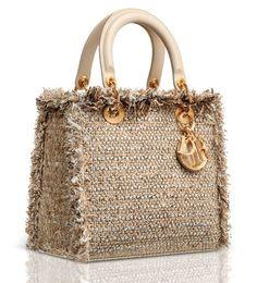 Christian Dior TRIM ideas on bags