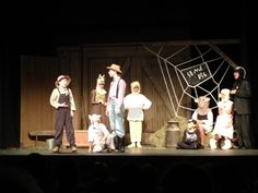 charlotte's web play - Google Search