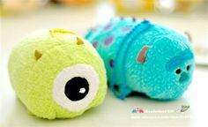 Mike and Sulley Tsum Tsum